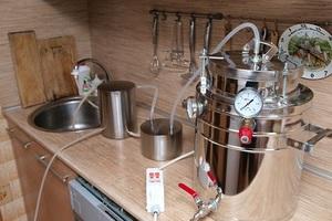 как делать виски в самогонном аппарате