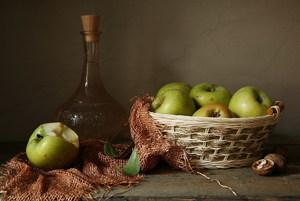 Классическое яблочное вино