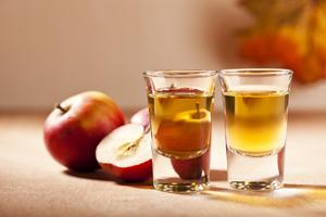 Креплёное вино из яблок